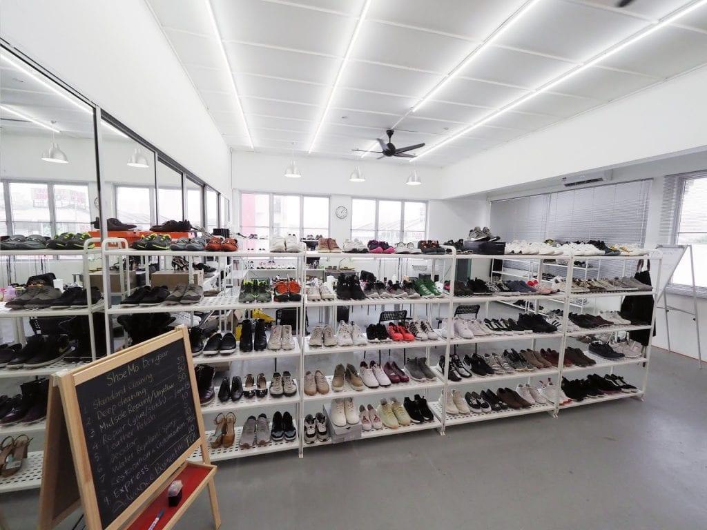 shoe cleaner shop near me