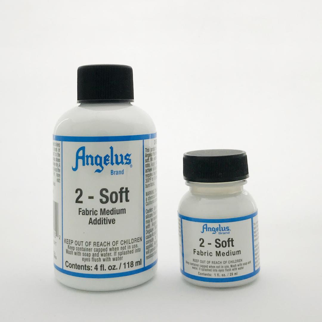 Angelus Fabric Medium 2-Soft   Shoe Mo
